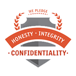 We Pledge Honesty Integrity and Confidentiality