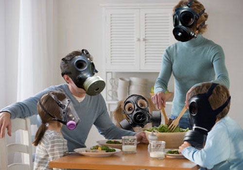 Indoor Air Quality, IAQ, Radon, Mold, Asbestos